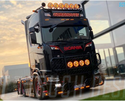 Corthouts - Scania NG Highline 650S
