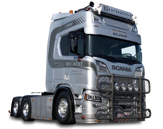 SCT Truck Design Scania truck tuning